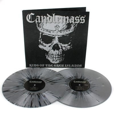 Candlemass - The King Of The Grey Islands- 2LP - Splatter