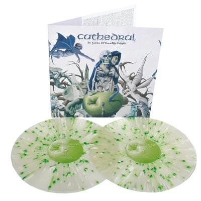 Cathedral - The Garden Of Unearthly Delights - 2LP - Splatter