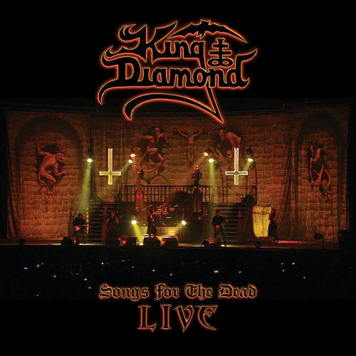 King Diamond ‎– Songs For The Dead Live color