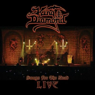 King Diamond – Songs For The Dead Live color