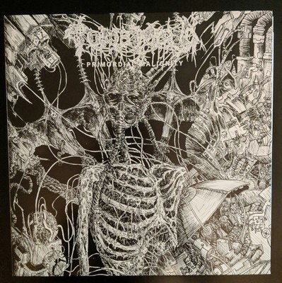 Tomb Mold – Primordial Malignity color