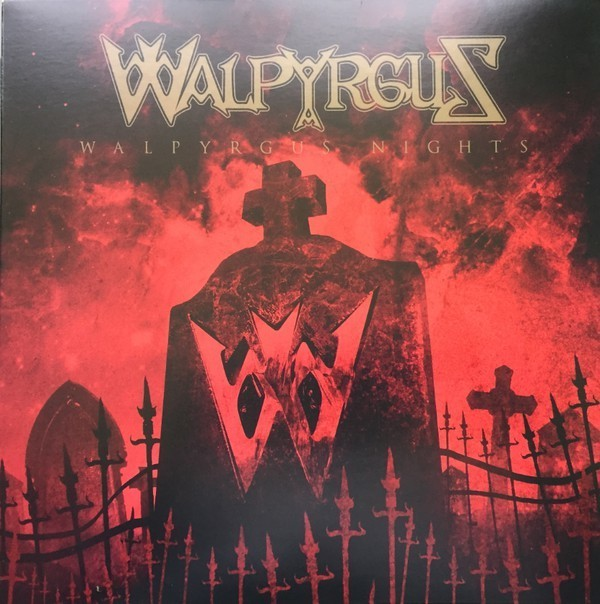 Walpyrgus ‎– Walpyrgus Nights c/ cómic