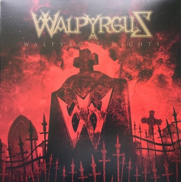 Walpyrgus – Walpyrgus Nights c/ cómic