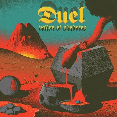 Duel - Valley Of Shadows - CD