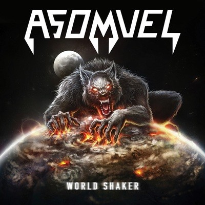 Asomvel - World Shaker - CD