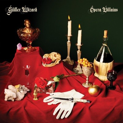 Glitter Wizard - Opera Villains - CD