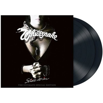 Whitesnake - Slide It in - 2LP - 35th Anni. Delux Ed.