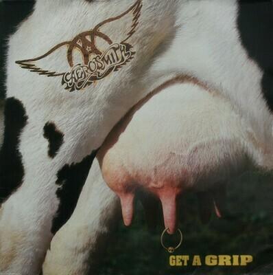 Aerosmith - Get A Grip (Blanco) 2LP