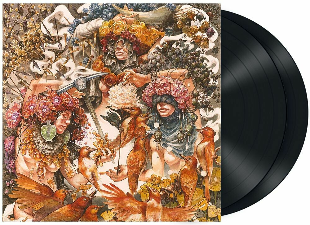 Baroness - Gold & Grey - 2LP
