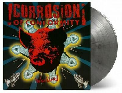 Corrosion Of Conformity – Wiseblood -2LP (plata)