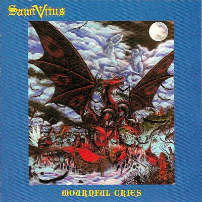 Saint Vitus ‎– Mournful Cries