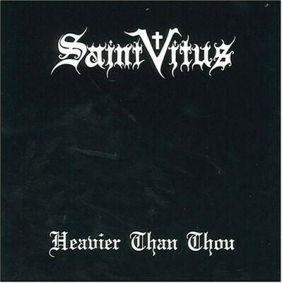 Saint Vitus - Heavier Than Thou - 2LP