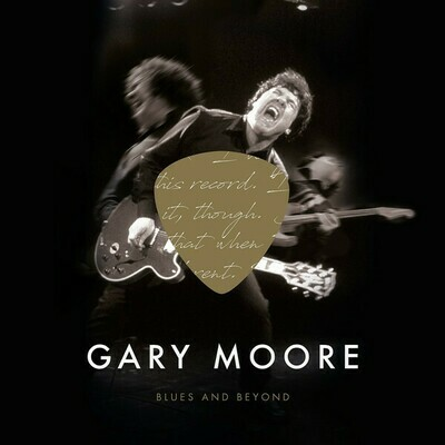 Gary Moore - Blues And Beyond - 4LP