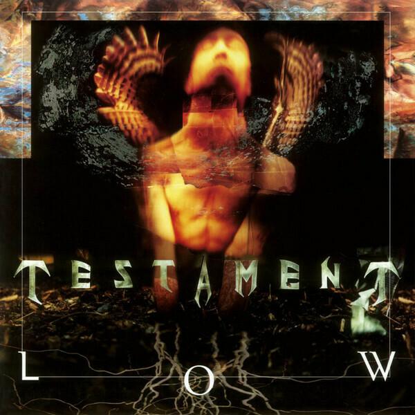Testament – Low. Ed. Limit. (naranja)