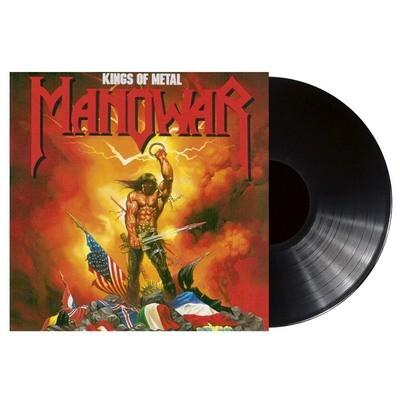 Manowar - Kings Of Metal  - LP