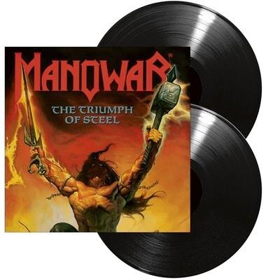 Manowar - The Triumph Of Steel 2LP