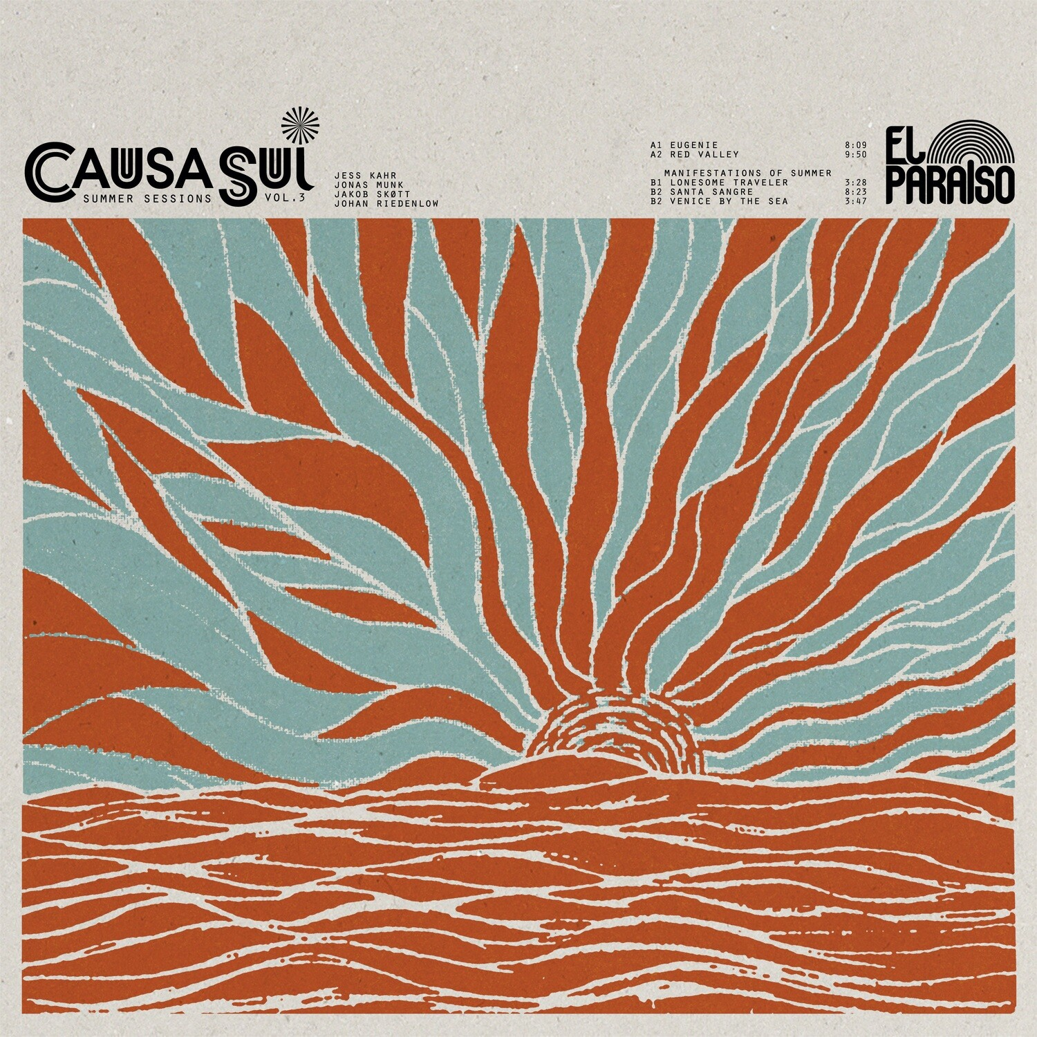 Causa Sui - Summer Sessions Vol3