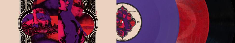 Friendship - Ain't No Shame - (Solid Purple)  - LP
