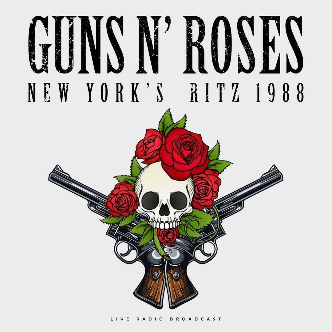 Guns&Roses - Best of Live at New Yorks Rit'z 1988