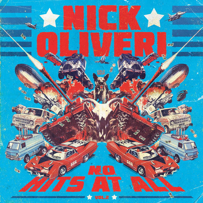 NICK OLIVERI - N.O. HITS AT ALL - VOL.2