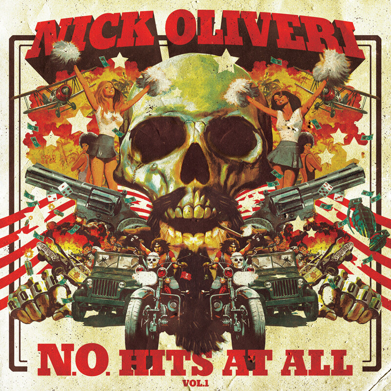 NICK OLIVERI - N.O. HITS AT ALL - VOL.1