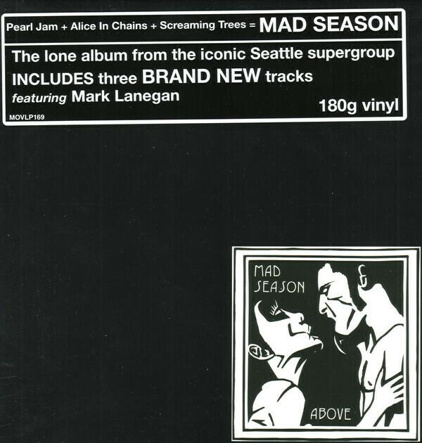 Mad Season – Above - 2LP