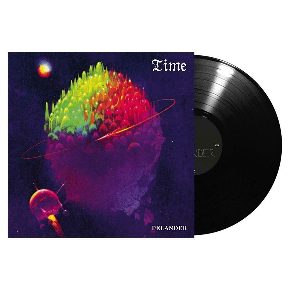 Pelander - Time  - LP