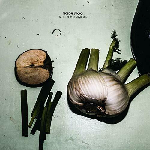 Motorpsycho - Still Life With Eggplant (2019 reissue on white vinyl)