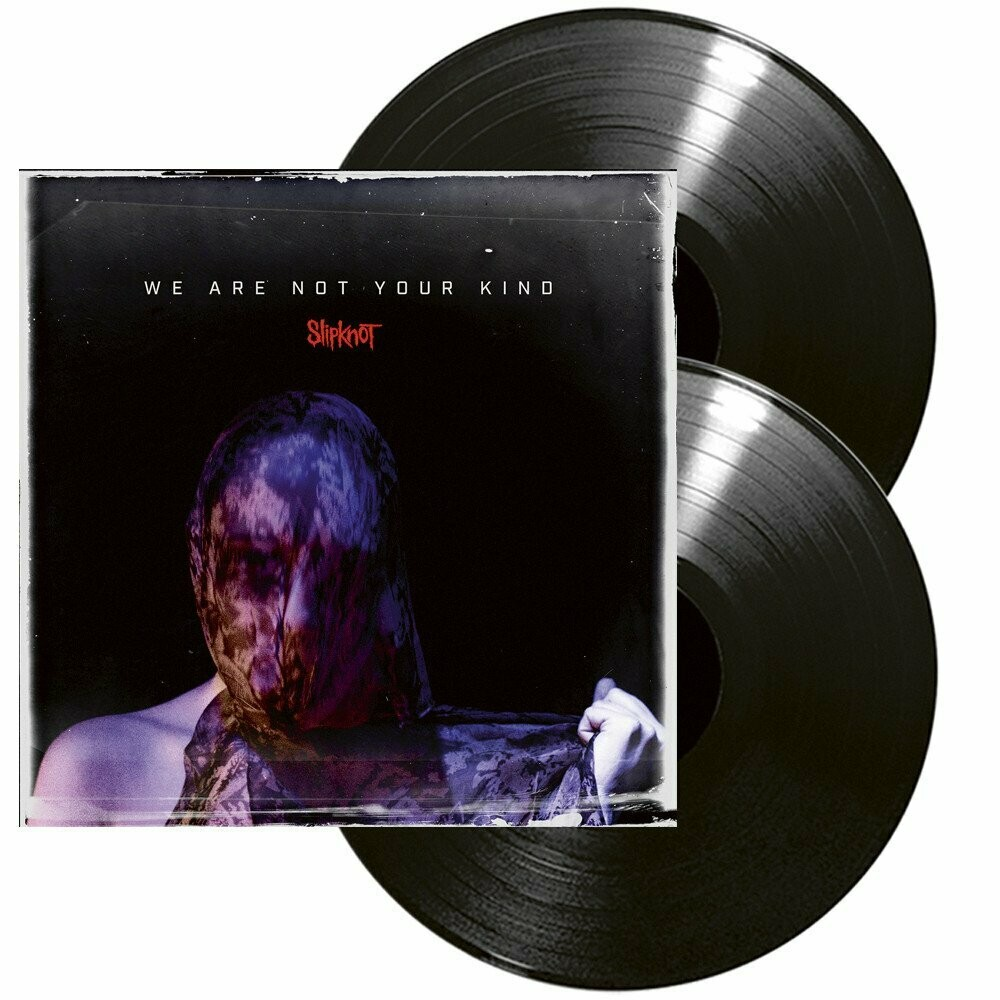 Slipknot - We Are Not Your Kind - 2LP - 28€