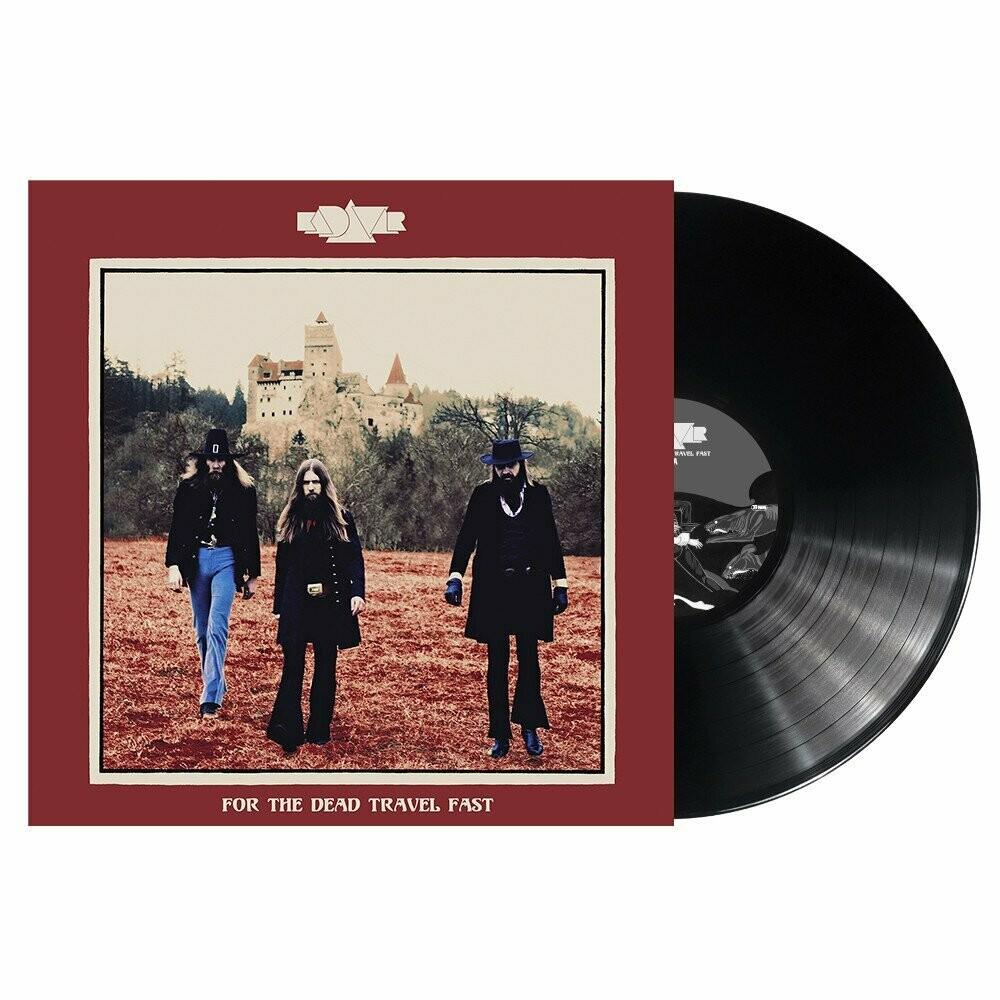 Kadavar - For The Dead Travel Fast - LP