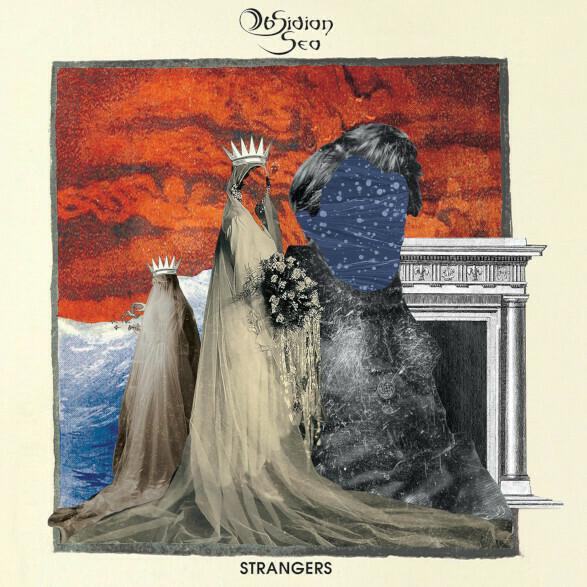 Obsidian Sea - Strangers - LP