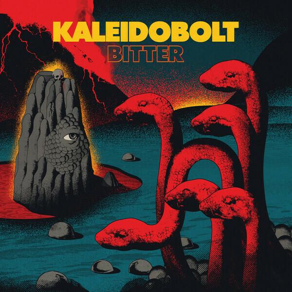 Kaleidobolt - Bitter - Ed. Limit. Rojo