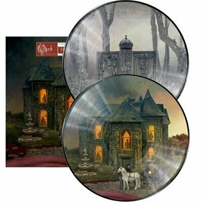 Opeth - In Cauda Venenum - 2LP - Picture Disc
