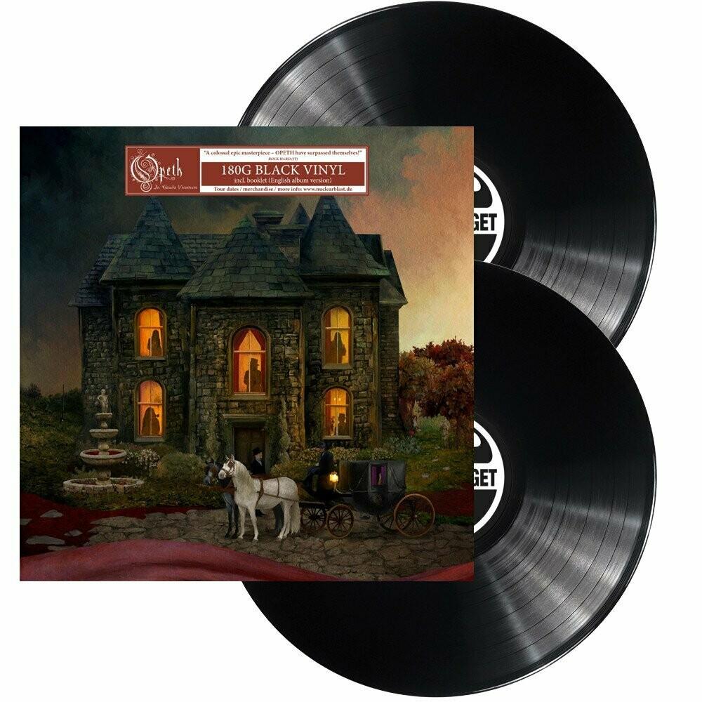 Opeth - In Cauda Venenum - 2LP