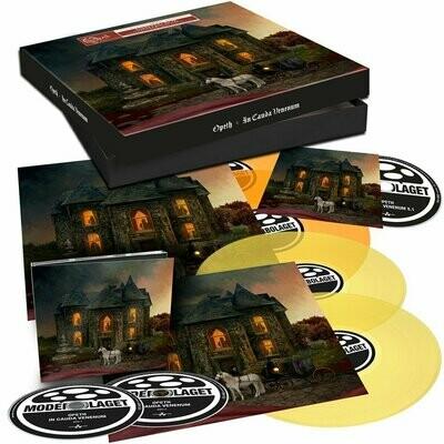 Opeth - In Cauda Venenum - Caja Ed. Limit.