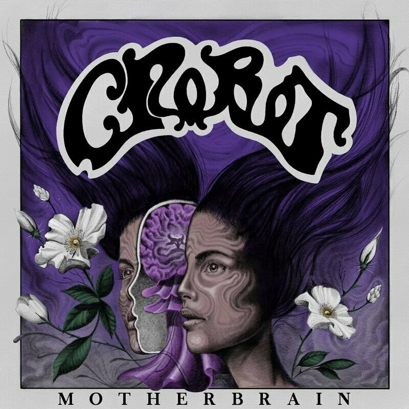 Crobot - Motherbrain (pink purple marbled)