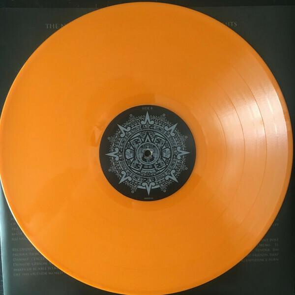 Truckfighters – V (color naranja)