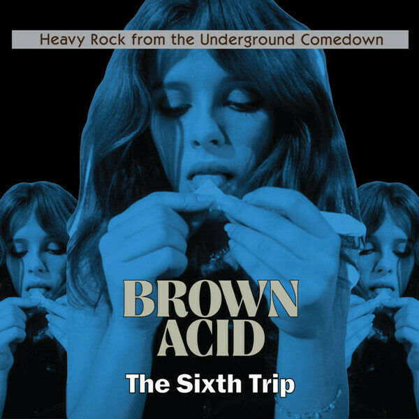 V/A‎ Brown Acid: The Sixth Trip (Green) - LP