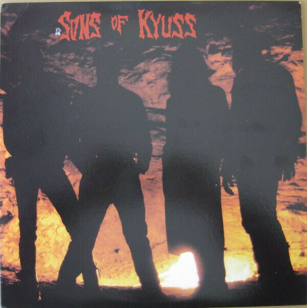 Sons of Kyuss EP (green)