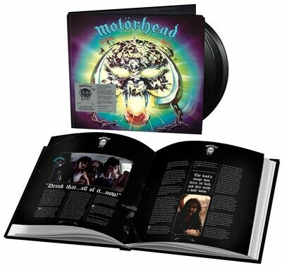 Motörhead - Overkill - 3Lp - Ed. Aniversario - Pre Order