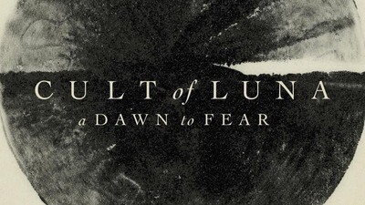 CULT OF LUNA - A Dawn To Fear 2LP cover 1 (Orange/Red Marbled Vinyl - ltd. 300) 2LP