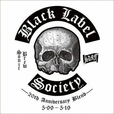Black Label Society - Sonic Brew - 20Th Anniversary Blend 5.99 - 5.19. (Transparente) 2LP