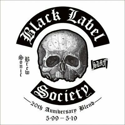 Black Label Society - Sonic Brew - 20Th Anniversary Blend 5.99 - 5.19. (Transparente) 2LP