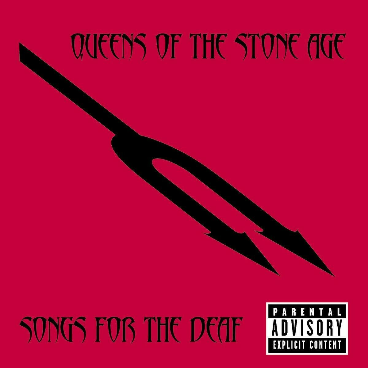Queens of Stone Age - Songs For The Deaf - 2LP