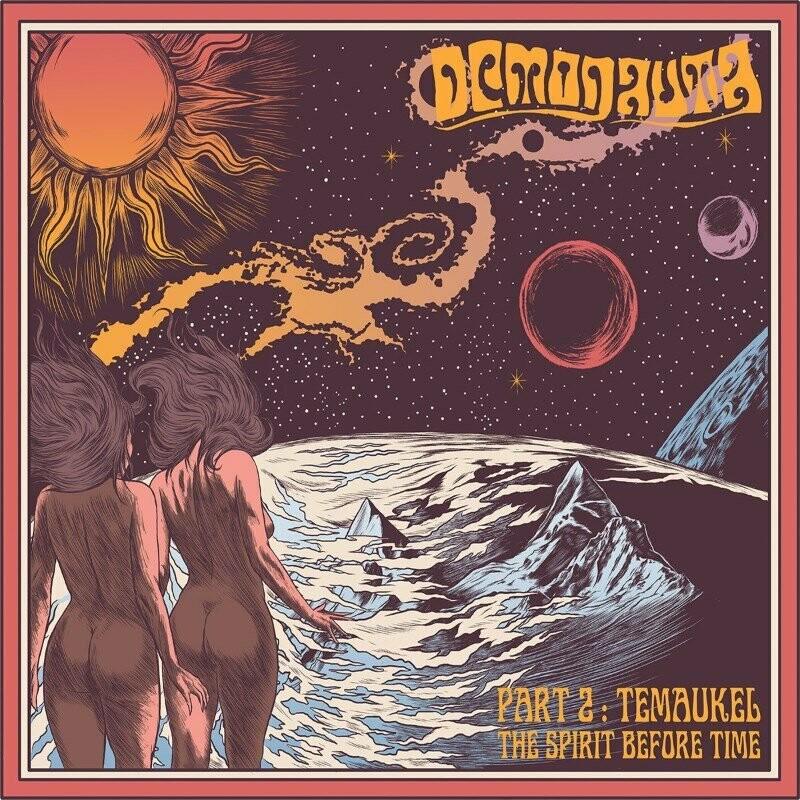 Demonauta - Part 2: Temaukel, The Spirit Before Time LP - PreOrder