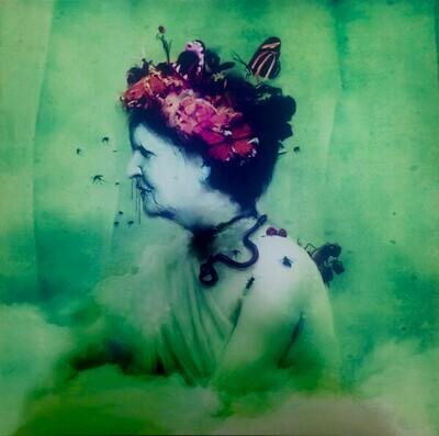 Monolord – Empress Rising 2LP Deluxe (verde humo)
