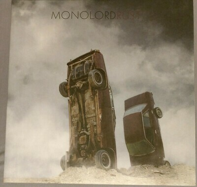 Monolord - Rust 2LP (Blanco)