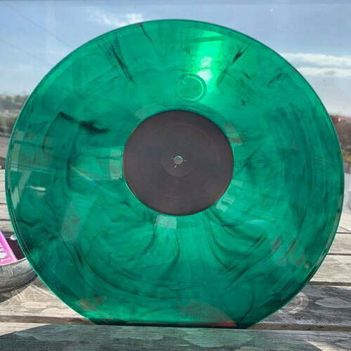 """Monolord - Fairies Wear Boots 12"""" (verde) /etched"""