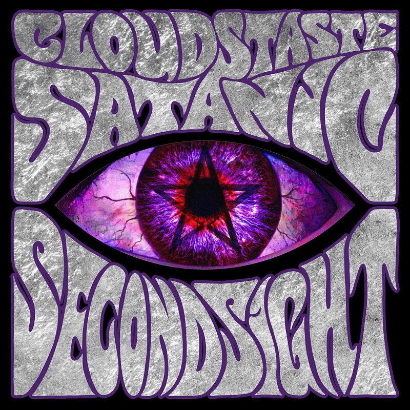 Clouds Taste Satanic - Second Sight. Ed.Ltd. (splatter)
