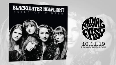 Blackwater Holylight - Veils Of Winter (Black) - PreOrder